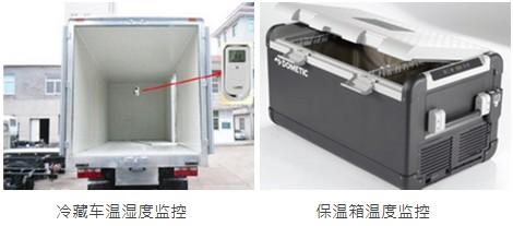 温湿度监控,温湿度记录仪,冷链监控,鸿睿物联