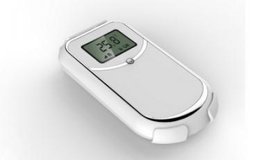 433M无线温湿度记录仪