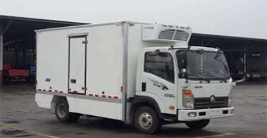 黑狗冷链-冷藏车运输过程温度监控