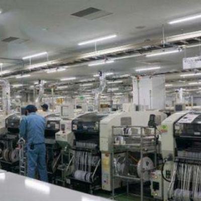 工厂温湿度监控方案